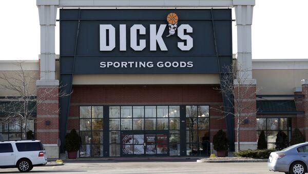 A Dick's Sporting Goods store is seen in Arlington Heights - Sputnik International