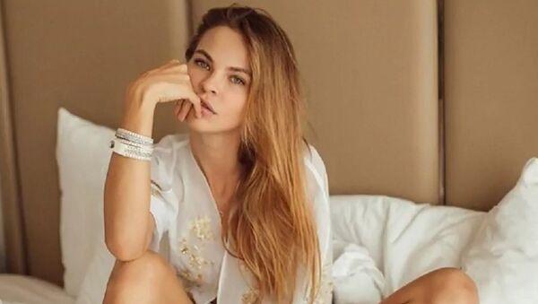 Anastasia Vashukevich (Nastya Rybka) - Sputnik International