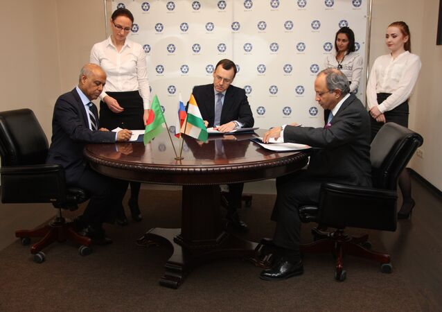 India, Russia Ink First Offshore Collaboration to Build Bangladesh's First Nuclear Plant