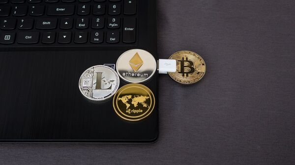 Cryptocurrencies - Sputnik International