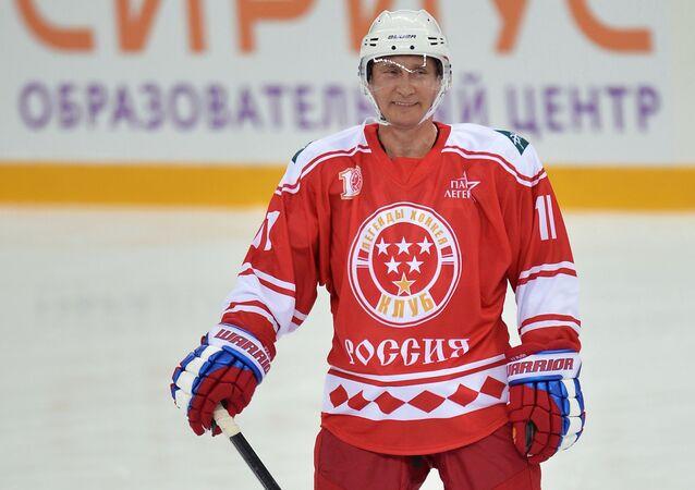 Vladimir Putin. File photo