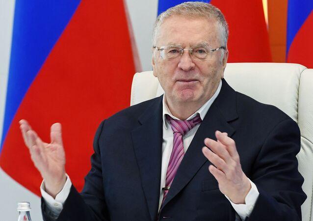 Vladimir Zhirinovsky: Industrialization Without Migrants