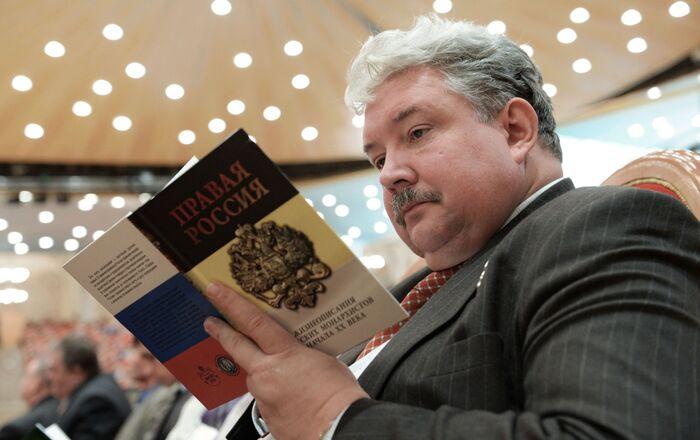 Sergei Baburin: Russia Must Bolster Its Standing in Eurasia