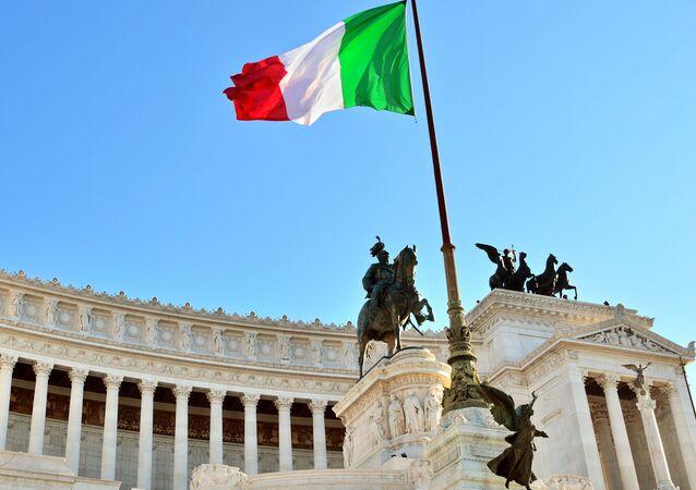 L'Altare della Patria a Roma