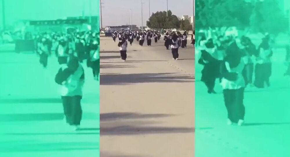 First Women-Only Marathon in Saudi Arabia