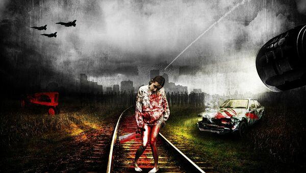 Zombie apocalypse - Sputnik International