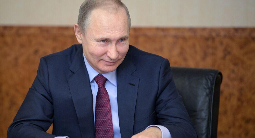 Putin Says Liked Working In Recruitment As Kgb Agent Sputnik International