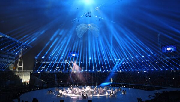 Opening Ceremony of 2018 Winter Paralympic Games in South Korea - Sputnik International