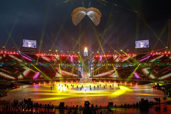 XII Winter Paralympics Opening Ceremony in Pictures - Sputnik International