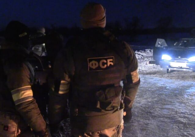 FSB prevented a terrorist attack in the Saratov region