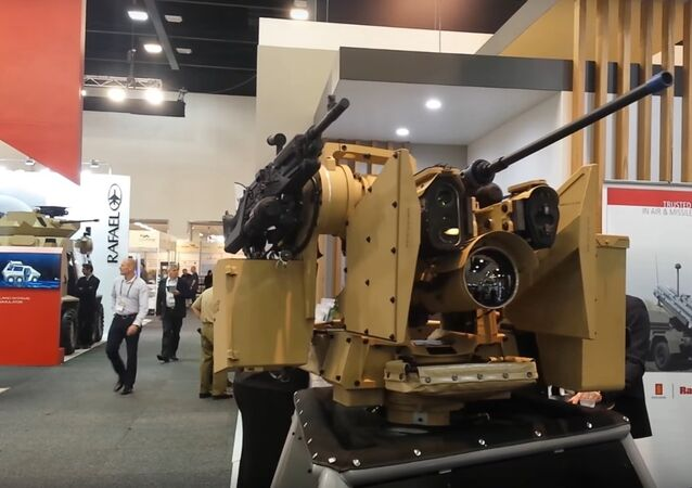 Kongsberg Protector Dual remote weapon system