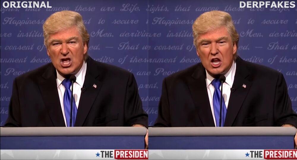 Trump | Deepfakes Replacement