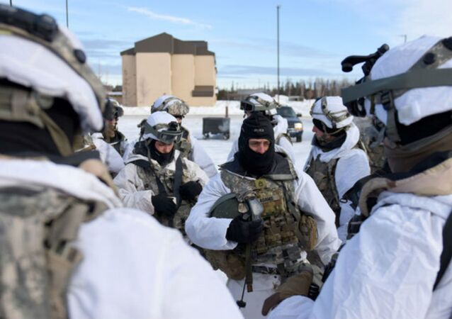 Special operations forces battle arctic conditions