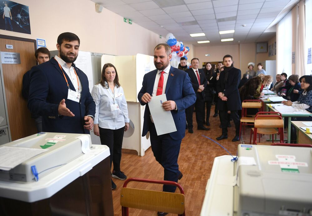 Russian Presidential Election 2018