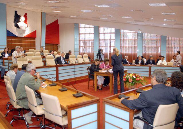 New Caledonia congress. (File)