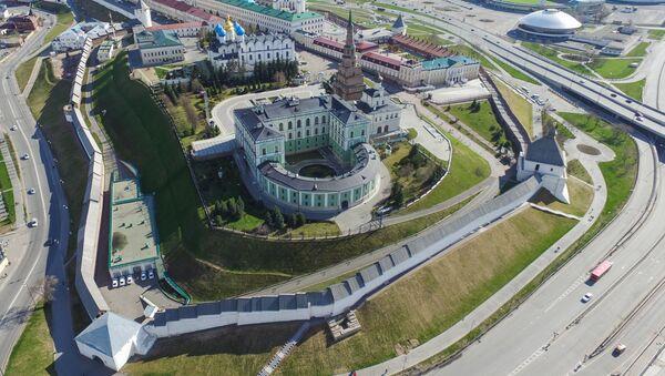 The Kazan Kremlin. (File) - Sputnik International