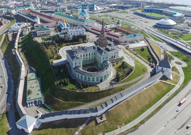 The Kazan Kremlin. (File)