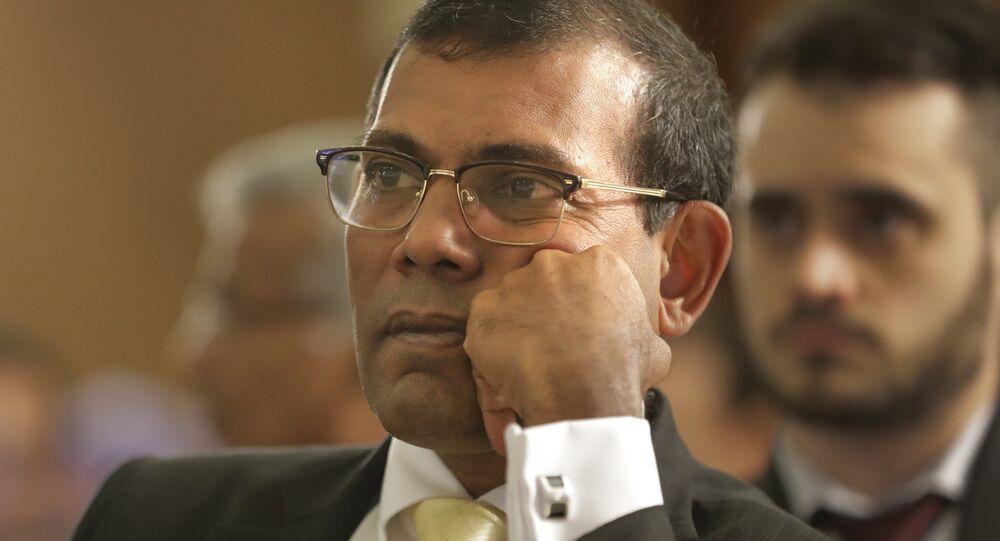 Former Maldives President Mohamed Nasheed. (File)