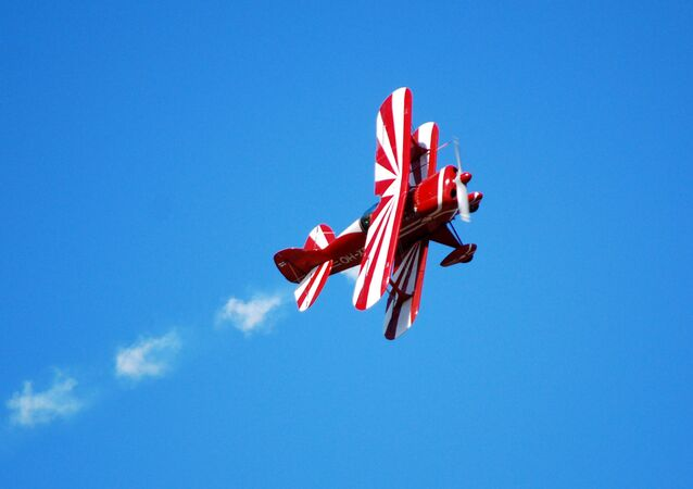 Pitts Plane. (File)