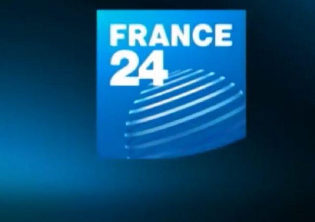 France 24 logo