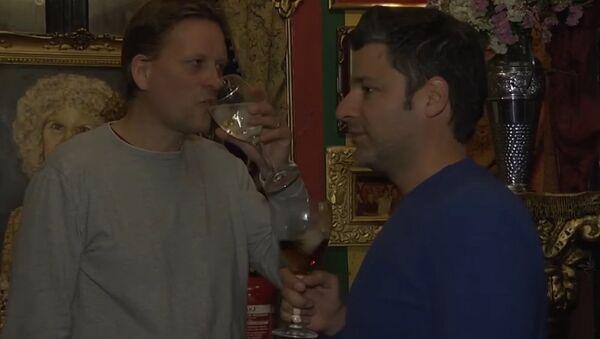 Catholic-Themed Bar Offers the 'Blood of Christ' for Holy Week - Sputnik International