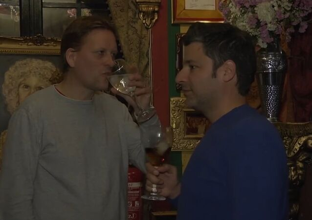 Catholic-Themed Bar Offers the 'Blood of Christ' for Holy Week