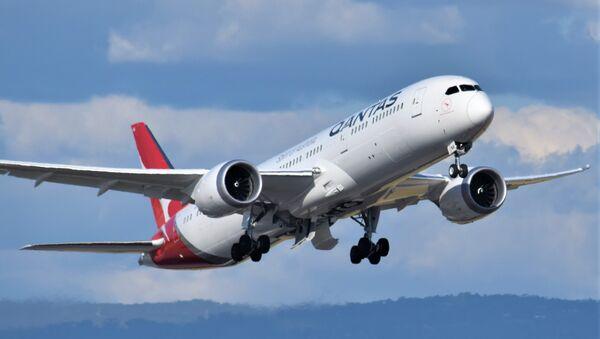 Qantas Boeing-787 Dreamliner - Sputnik International