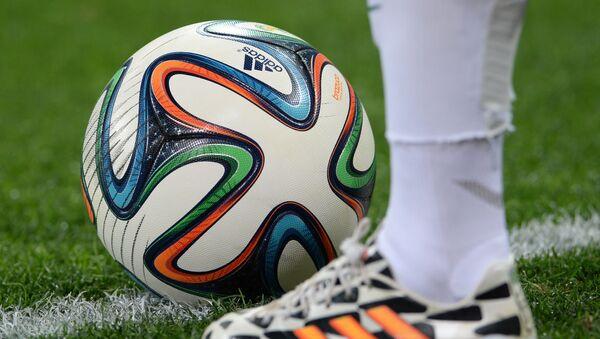 Soccer ball - Sputnik International