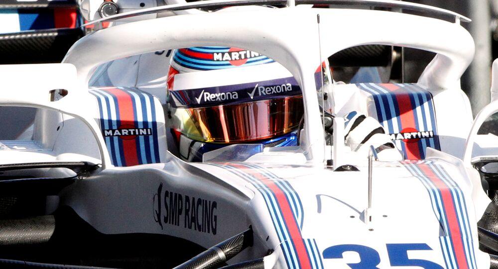 Formula One F1 - Australian Grand Prix - Melbourne Grand Prix Circuit, Melbourne, Australia - March 23, 2018 Williams' Sergey Sirotkin during practice