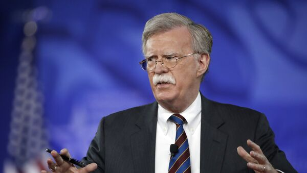 Former U.S. Ambassador to the UN John Bolton speaks at the Conservative Political Action Conference (CPAC), Friday, Feb. 24, 2017, in Oxon Hill, Md. - Sputnik International