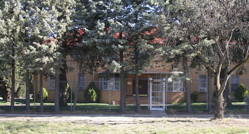Russian Embassy in Canberra