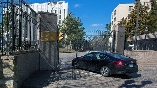 Embassy of the Russian Federation in Washington - Sputnik International