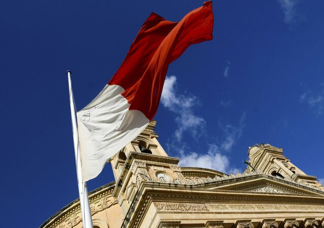 Maltese flag (File)