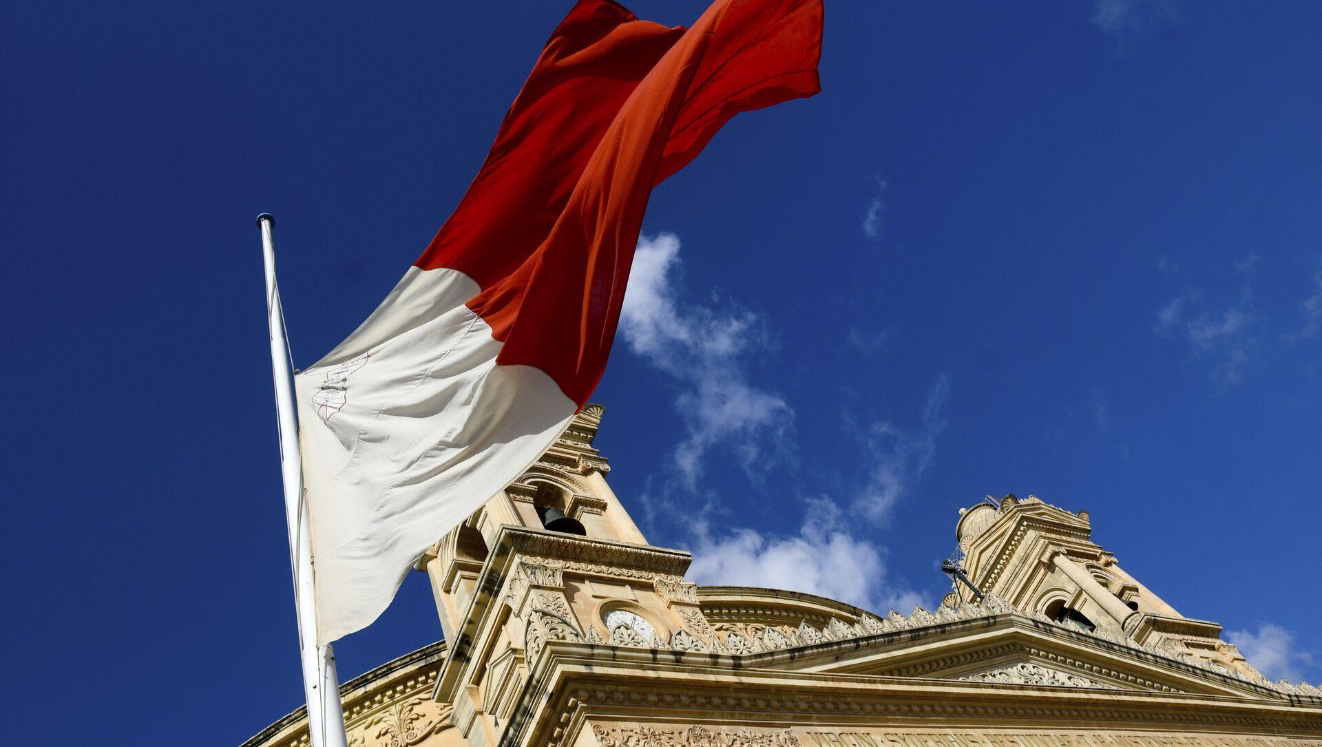 Maltese flag (File) - Sputnik International, 1920, 30.07.2021