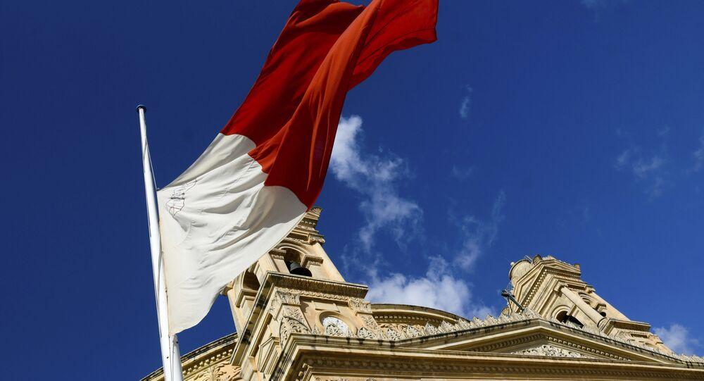 Maltese flag (File)