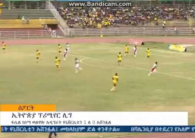 Ethiopian Premier League match between Welwalo Adigrat & Fasil Kenema