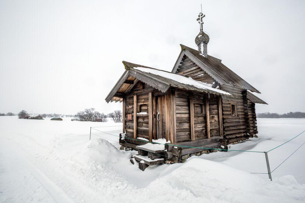Oldest Church of Resurrection of Lazarus