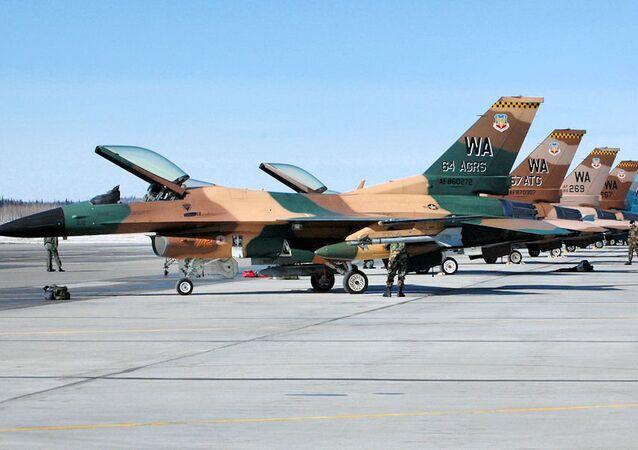 F-16, 57th Adversary Tactics Group