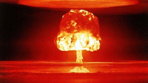 Nuclear explosion - Sputnik International