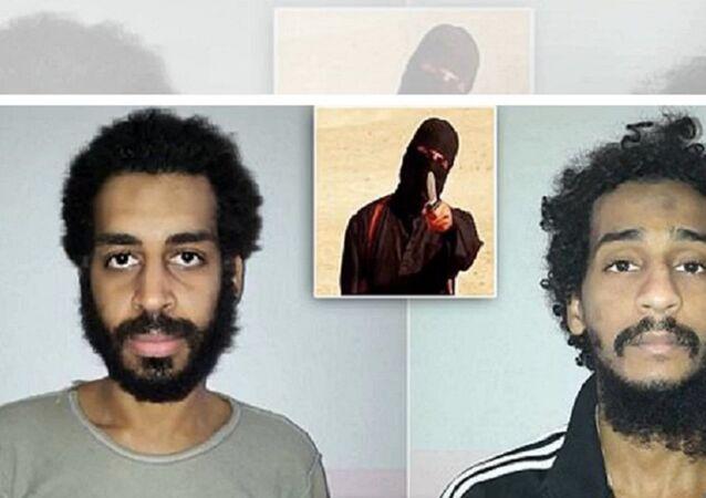 Islamic State Beatles Alexanda Kotey and El Shafee Elsheikh