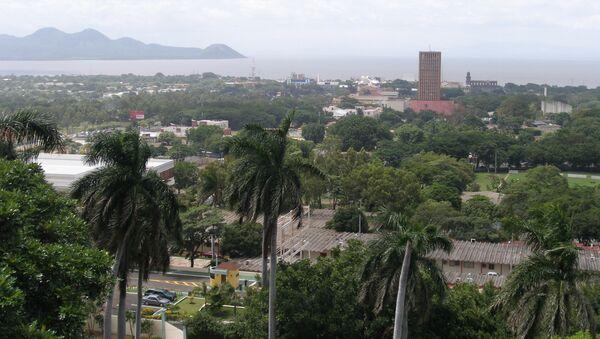 Managua, la capital de Nicaragua - Sputnik International