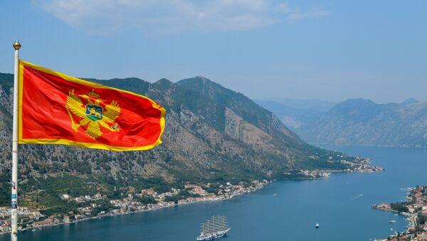 Flag of Montenegro - Sputnik International