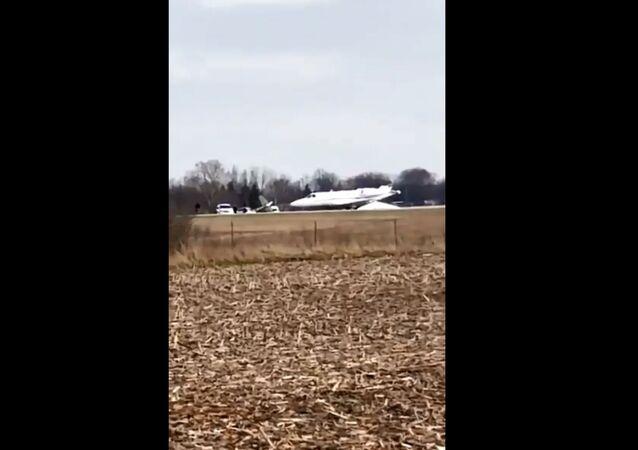 Indiana Airport Crash