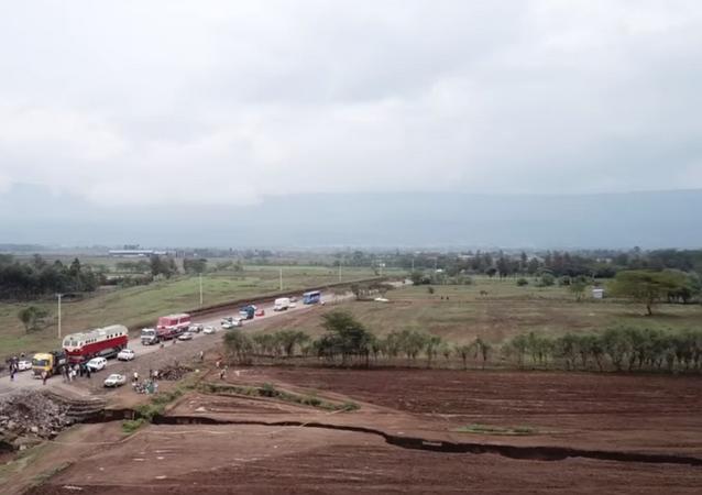 Great Rift Valley Crack