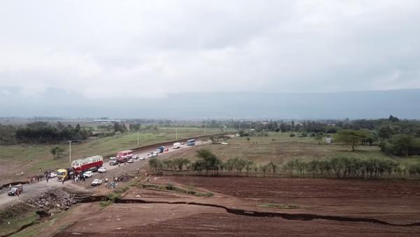 Great Rift Valley Crack - Sputnik International