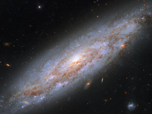 'Dead' Galaxy NGC 3972 of the Great Bear - Sputnik International