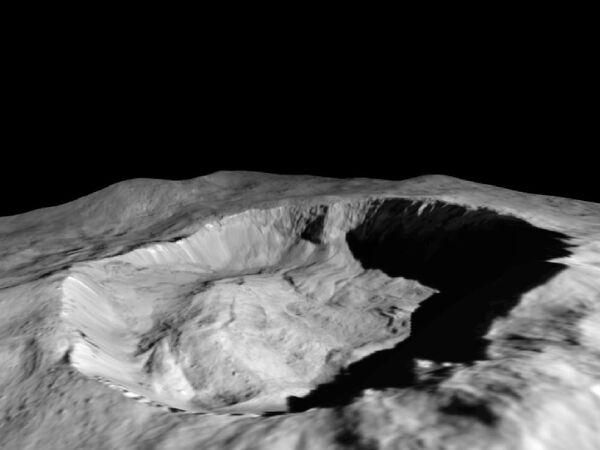 Closer Look at Dwarf Planet Ceres - Sputnik International