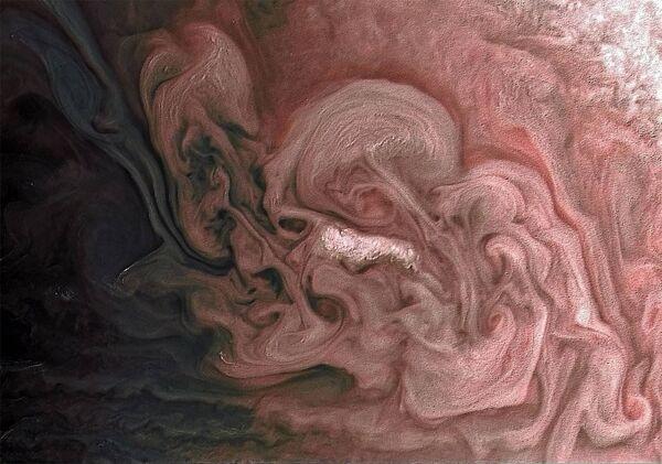 There Are Clouds on Jupiter Too - Sputnik International