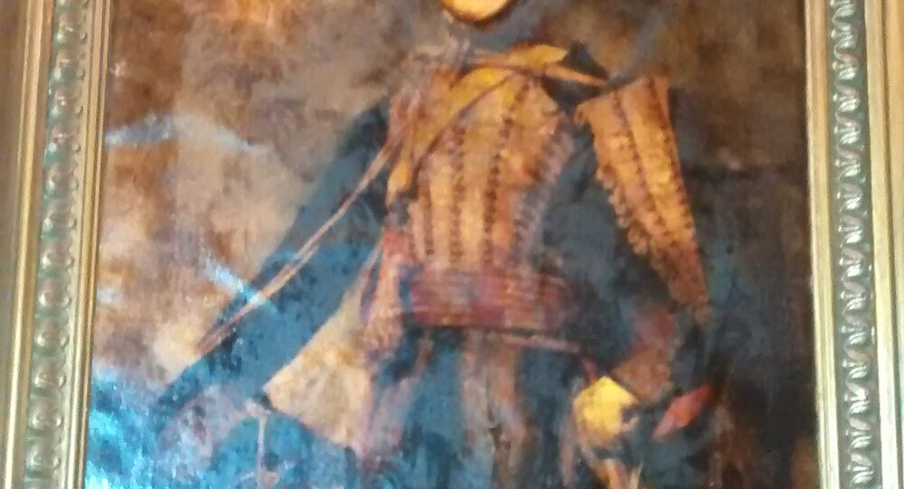 Hussar Painting