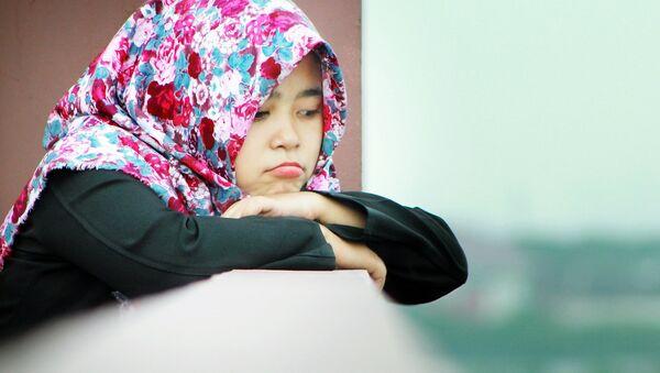 Hijab girl - Sputnik International